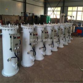 天然气复热器,电加热气化器,防爆型电加热,水浴式气化器