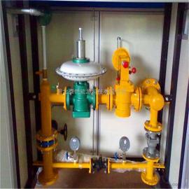 减压柜,燃气减压柜,天然气减压柜,管道气减压柜,减压计量柜
