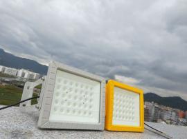 SEF360方形LED防爆泛光灯100W仓库防爆照明灯