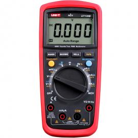 优利德UT139B万用表数字高精度数显多功能自动量程电流表