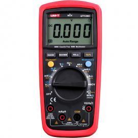 优利德UT139C万用表数字高精度数显多功能自动量程电流表