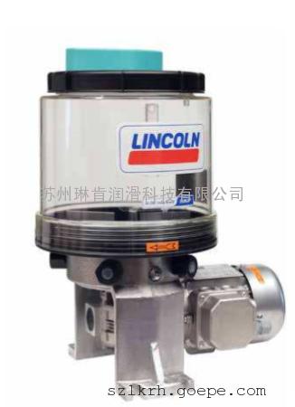 林肯P215中央集中润滑泵