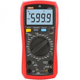 优利德万用表UT890C+ 数字多功能表数显电流表电容表万能表