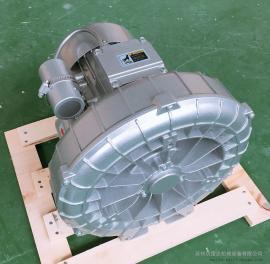 0.7KW臭氧发生器高压鼓风机 旋涡气泵 旋涡风机