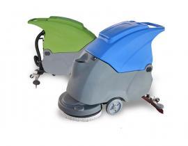 全自动手推式洗地机洁威科W51B