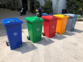 服装厂区100升金属环卫桶100升铁桶100升户外垃圾桶铁桶