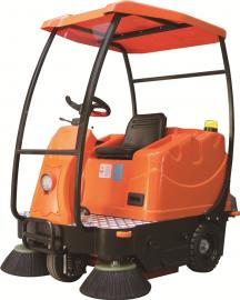 洁威科W-V3半封闭驾驶式扫地机,园林落叶清扫车,吸尘清洁车