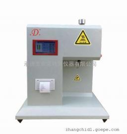 东来XNR-400B熔体流动速率仪台达触摸屏双PID控温系统带打印