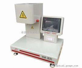 东来XNR-400C熔体流动速率仪可做高温材料性能好中英文切换界面