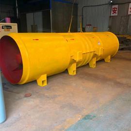SDF-12隧道风机/2*90KW隧道施工风机