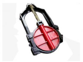 【插板铸铁闸门】小型平板闸门 认准 华英水利启闭机闸门