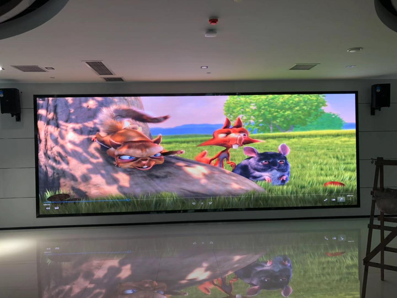 会议室小间距p1.8超清led显示屏模组尺寸规格