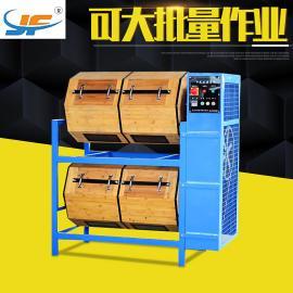 JFG-600干式竹木�L筒�R面��光�C