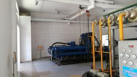加油站空压机隔音降噪空压泵噪音治理
