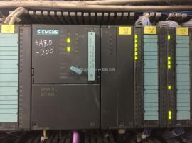 西门子CPU224亮红灯维修 西门子PLC指示灯不亮维修 部分当天修好