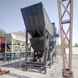 YHZS35移动式搅拌站 移动混凝土搅拌站