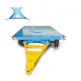 无动力的平板车可牵引小规格搬运平车