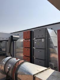 商用厨房静电油烟净化器(低空排放系列)