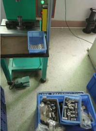 5吨小型轴承压装机,5吨单柱轴承压装机,5吨油压压装机