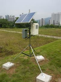 超声波便捷式气象站监测方案