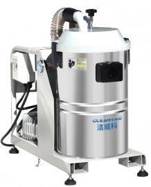 小型三相电工厂设备配套工业吸尘器洁威科WB-223