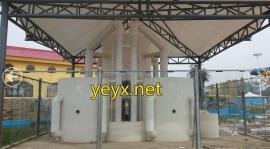 WQX-A全塑水力自动曝气溶氧精滤设备