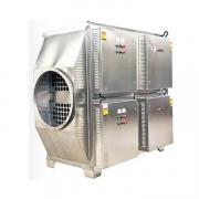 涂料厂废气处理设备 塑料厂废气处理 VOC有机废气治理