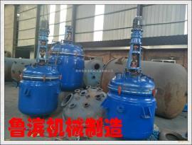 3000L搪玻璃反应釜 耐腐蚀反应釜 搪瓷反应釜生产厂家