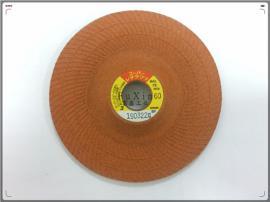 日本RESIBON威宝3寸砂轮片SRT60#100×3×16