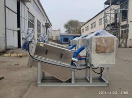 叠螺机固液分离机全自动污水污泥专业处理