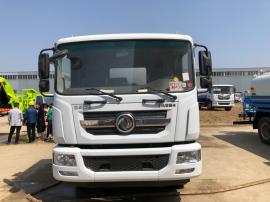 国五东风多利卡6吨多功能餐厨垃圾车厨余垃圾泔水收集车