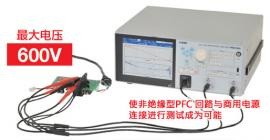 日本NF回路�O� FRA51602�l率特性分析�x/�l率���分析�x