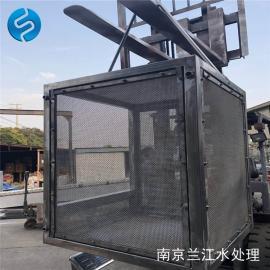 GSRL-500提篮式人工格栅兰江