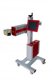 食品包装激光打码机,喷码机,二氧化碳流水线激光打标机