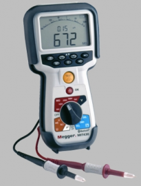 美国MEGGER MIT430光伏绝缘电阻和连续性测试仪
