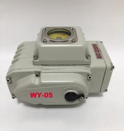 精小型电动执行机构WY-05