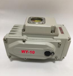 精小型电动执行机构WY-10