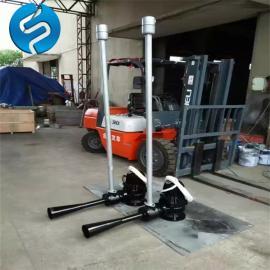 QSB1.5移动式射流曝气机