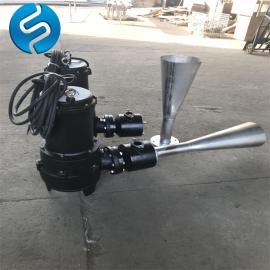 QSB7.5移动式射流曝气机