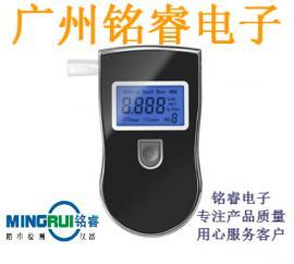 便携式吹气式酒精测试仪/呼吸式酒精检测仪