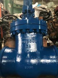 Z941Y-100I高温高压法兰电动闸阀