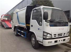 出售东风小型3吨5吨垃圾车