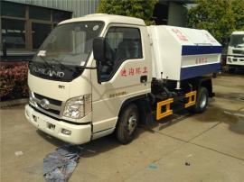 福田时代国六柴油小型垃圾车