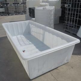 K2000L大型养殖方箱纺织厂专用布草车推布车牛筋材质
