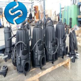 潜水不锈钢排污泵 WQ潜水排污泵型号 报价