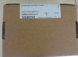 C98043-A7014-L2西门子励磁板C98043-A7014-L2