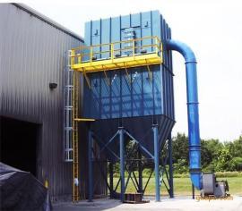 布袋式仓顶空气除尘器 工业空气净化器 滤筒吸尘器 脉冲滤筒式