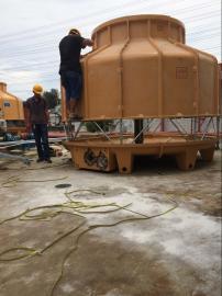 化工水处理玻璃钢循环水冷却水塔