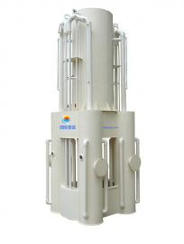10T/H景观鱼池一体化水处理设备特点及技术原理