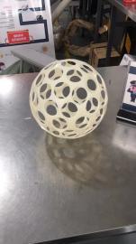 絮凝反��器�S眯跄�球 沉淀池前置絮凝器用絮凝球